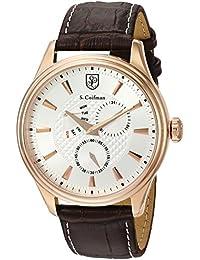 S.Coifman SC0390 - Reloj de pulsera hombre, color Marrón