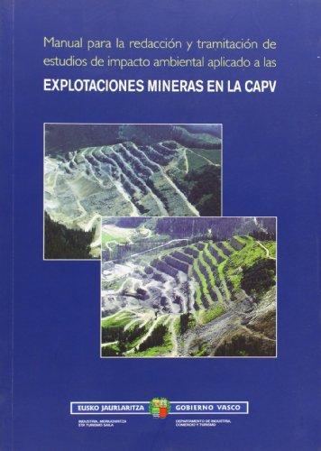 (b) explotaciones mineras en la capv por Aa.Vv.