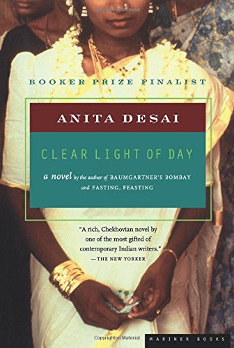 Book cover for Clear Light of Day
