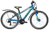 Jugend Fahrrad 24 Zoll blau - Bulls Tokee Street 24
