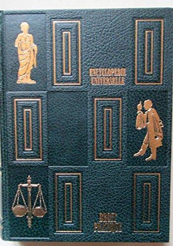 Encyclopédie universelle droit pratique par Suyeux Alexandresco