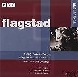 Grieg : Chansons Orchestrales - Wagner : Wesendonck Lieder, Tristan & Isolde...