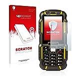 upscreen Scratch Shield Clear Displayschutz Schutzfolie