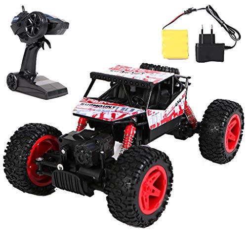 Ni_ka 1/18 Verhältnis 2,4 GHz 4 Runden Fahren Rock Verfolgen Radio Fernbedienung RC Kind Spielzeug Klein Auto