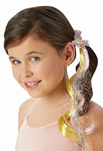Fluttershy Für Kinder Kostüm (My little Pony Fluttershy Haargummi mit Haarsträhne)