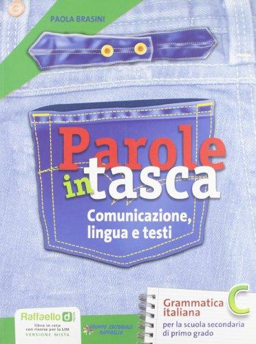 Parole in tasca. Per la Scuola media. Con CD-ROM. Con espansione online: 3