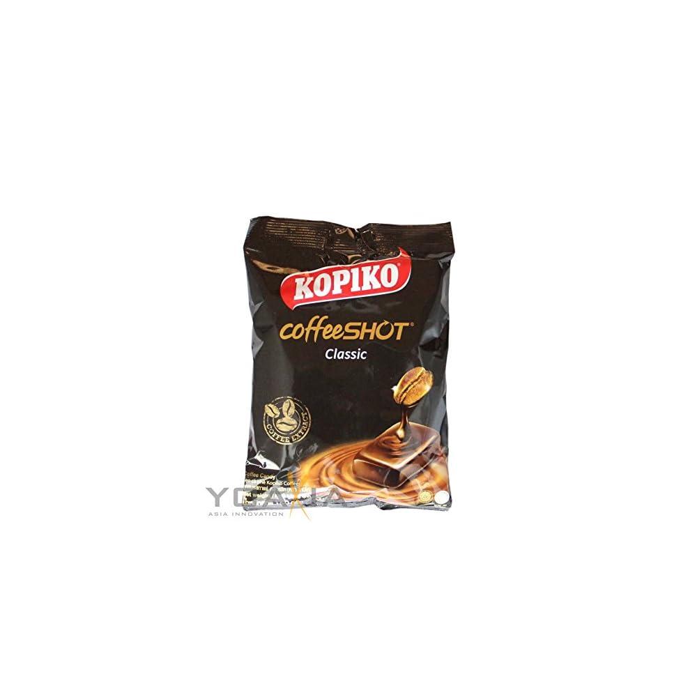 12er Pack Kopiko Kaffee Bonbons 12x 150g Delicious Coffee Candy Ein Kleines Glckspppchen Holzpppchen