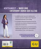 Achtsamkeitstraining (mit CD) (GU Multimedia Körper, Geist & Seele) - Jan Eßwein
