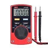 Masterein Uni-T UT120C LCD Digital-Multimeter AC/DC-Spannung/Strom Widerstand Diode Pocket Size Typ Tester Meter Messwerkzeug