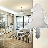 LQXZM 220V 12W modernos apliques de pared característica de cristal con diseño de árbol de Navidad , 220-240 V