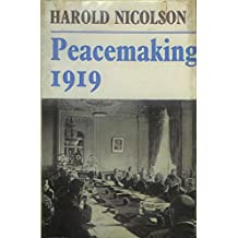 Peacemaking 1919