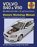 VOLVO S40 & V50 P&D  MAR 04-13