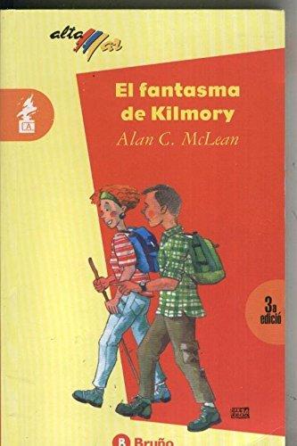 Portada del libro El fantasma de Kilmory
