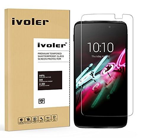 Alcatel Onetouch Idol 3 5.5'' Protection écran, iVoler® Film Protection