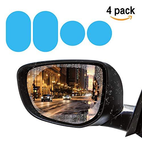 Sonstige 2 Stücke Auto Anti Wasser Nebel Film Anti Fog Rainproof Rückspiegel Schutzfolie Hoher Standard In QualitäT Und Hygiene