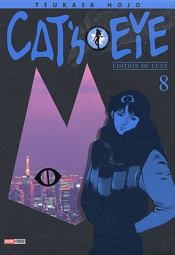 Cat's Eye Edition Deluxe Tome 8