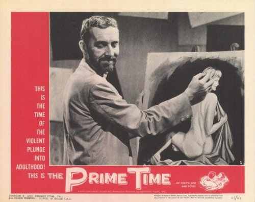 Prime Time Poster (11 x 14 Inches - 28cm x 36cm) (1960)...