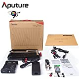 Aputure Light Storm Aputure LS 1S Studio Licht CRI/tlci 95 + Tageslicht LED Video Light Video Production Ausstattung mit DMX-Kontroll -