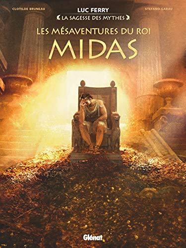 Les Mésaventures du roi Midas par Clotilde Bruneau