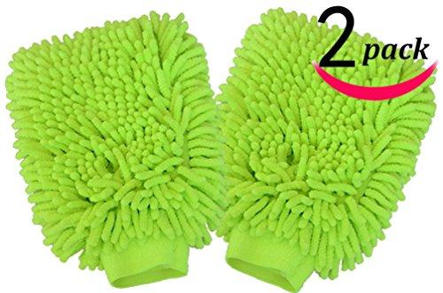 sinland-entrambi-laterale-in-microfibra-ciniglia-auto-pulizia-mitt-car-wash-guanto-di-pulizia-dellau
