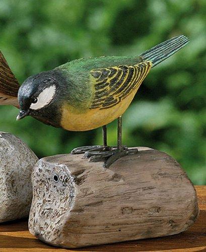 Bewegungsmelder Vogel Bewegungssensor gelb, 1812-5266800