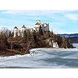 Halun Niedzica Castle Czorsztyn Lake Poland Photo Extra