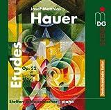 Atonal Etudes for Piano Op.22