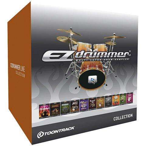 EZ Drummer Line Collection +++EOL+++