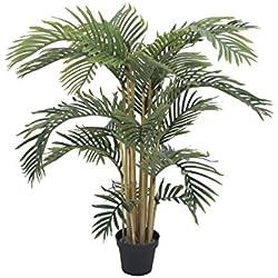 Künstliche Areca Palme NOJA, 140 cm - Kunstpalme - artplants