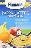 Humana Pappa Lattea Frutta Mista - 6 Scatole