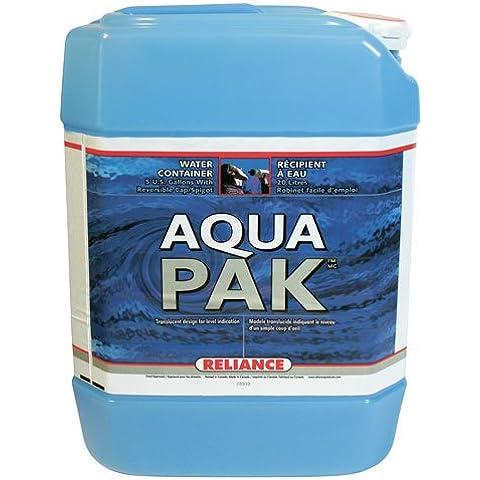 Reliance Prodotti Aqua-Pak 5 Gallon rigido contenitore dell'acqua