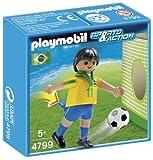 Playmobil 4799 - Calciatore Brasile