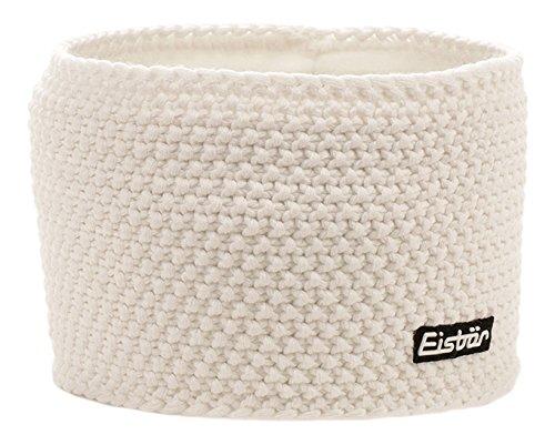 Eisbär jamies stb, cappello invernale unisex, bianco, taglia unica