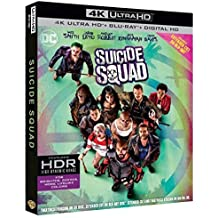 Suicide Squad - 4K Ultra HD + Blu-Ray + Digital Copy