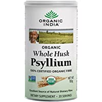 Organic Isabgol Whole Husk Psyllium 100gm (Pack of 2) preisvergleich bei billige-tabletten.eu