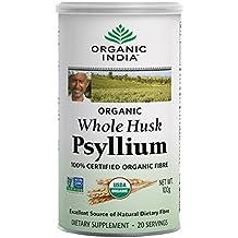 Organic India Psyllium whole husk 100gm