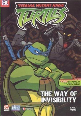 Teenage Mutant Ninja Turtles - The Way of Invisibility (Volume 3) by Michael Sinterniklaas