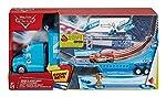 Cars - Coche, pista salto mortal (Mattel...