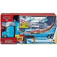 Hot Wheels Cars - Coche, Pista Salto Mortal (Mattel DHF52)