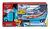 Disney Cars Drop and Jump Playset, Blue