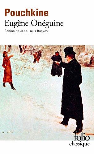 Eugène Onéguine par Alexandre Pouchkine