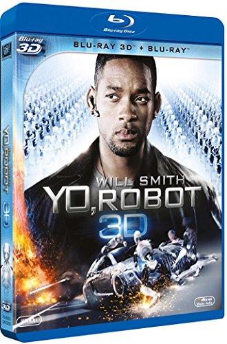 Yo, Robot 3D [Blu-ray] 51eCcJW8inL