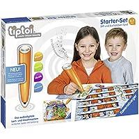 Ravensburger Tiptoi 00802 Starter-Set: Stift und Buchstaben-Spiel