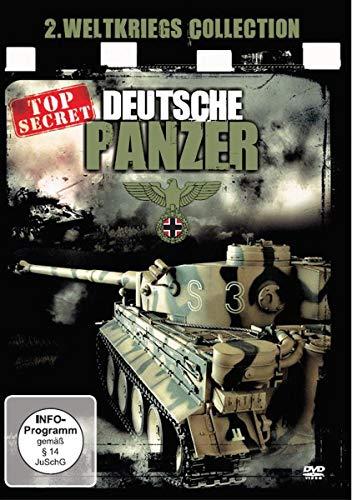 Der 2. Weltkrieg: Deutsche Panzer (Metallbox-Edition) [Special Edition]