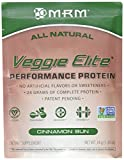 MRM Veggie Elite Metabolic Response Modifiers Powder, Cinnamon Bun, 10 Count