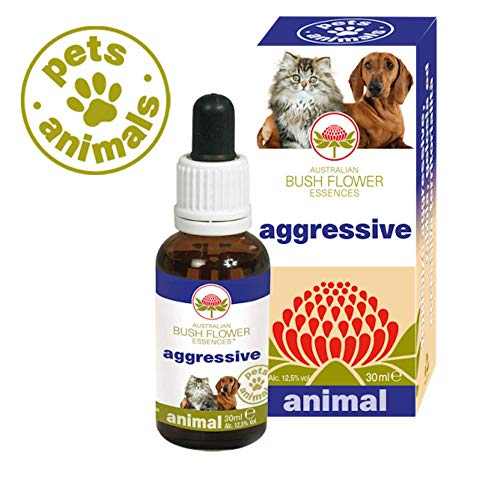 Australian Bush Flower Essences Aggressive 30 ml - Universe Pets