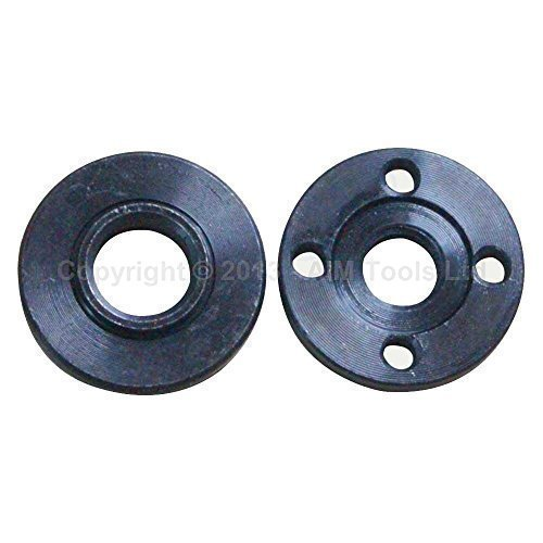 MERRY TOOLS ANGLE GRINDER DISC HOLDER NUTS SET FITS MAKITA, BOSCH SP10070815 Test