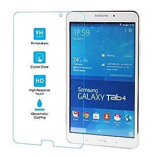 Kit Me Out ES ES ® Protector de Pantalla - Vidrio Templado 9H para Samsung Galaxy Tab 4 Tablet T330 (8 Pulgadas 8.0) - Transparente (B00W9UHA66) | Amazon price tracker / tracking, Amazon price history charts, Amazon price watches, Amazon price drop alerts