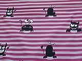 Fitzibiz Nano Softshell Programm Sheldon von Swafing Monster Pink (ab 25cm x 140cm)