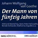 Buchinformationen und Rezensionen zu Der Mann von fünfzig Jahren von Johann Wolfgang von Goethe